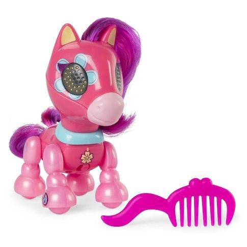 Zoomer Zupps Pretty Ponies Dixie. Pony interactivo de Spin Master en DELFIN Juguetes