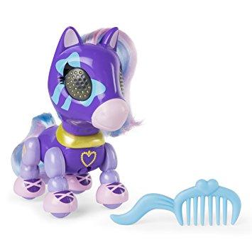 Zoomer Zupps Pretty Ponies Lilac. Pony interactivo de Spin Master en DELFIN Juguetes
