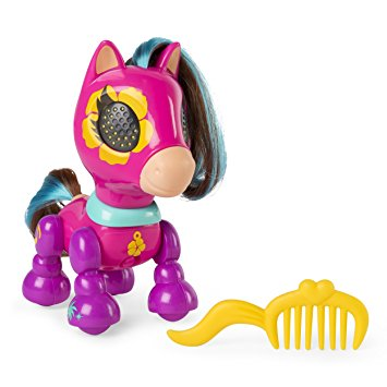 Zoomer Zupps Pretty Ponies Nova. Pony interactivo de Spin Master en DELFIN Juguetes