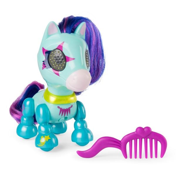 Zoomer Zupps Pretty Ponies Star. Pony interactivo de Spin Master en DELFIN Juguetes