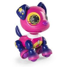 Zoomer Zupps Pretty Ponies Dusk. Mascota Perrito interactivo de Spin Master en DELFIN Juguetes